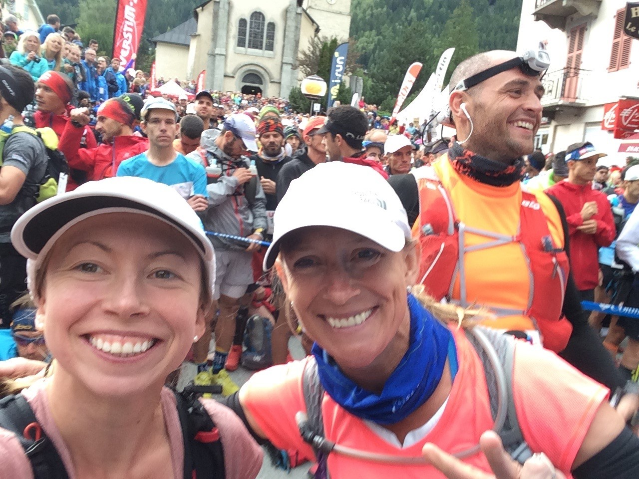 Coach Tara Runs UTMB! – Coastline Endurance Running